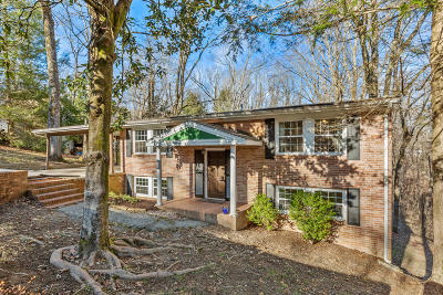 Signal Mountain Single Family Home Contingent: 707 Cauthen Way