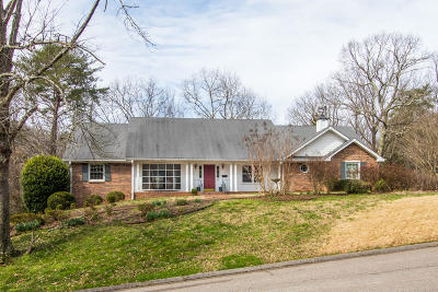 Chattanooga Single Family Home For Sale: 1001 River Hills Dr