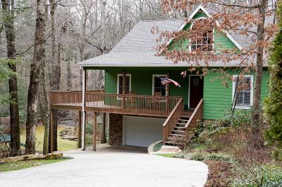 Signal Mountain Single Family Home Contingent: 497 Fern Tr