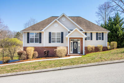 Ooltewah Single Family Home Contingent: 6031 Gibbs Ln
