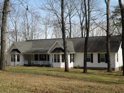 Rising Fawn Single Family Home Contingent: 107 Miller Tr