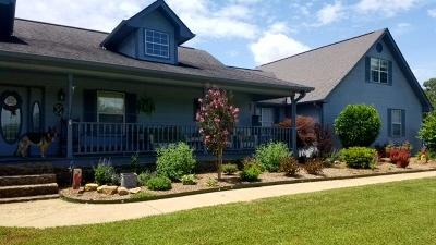 Ringgold Single Family Home Contingent: 325 Waters Dr