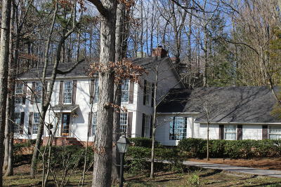 Signal Mountain Single Family Home For Sale: 4 Stonehaven Dr