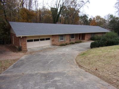 Dalton Single Family Home For Sale: 1702 Southmont Dr