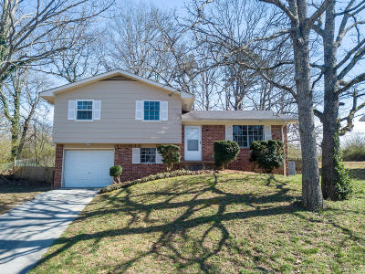 Ooltewah Single Family Home Contingent: 4004 E Freedom Cir