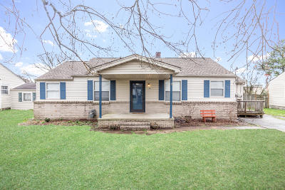 Chattanooga Single Family Home Contingent: 1408 N Smith St