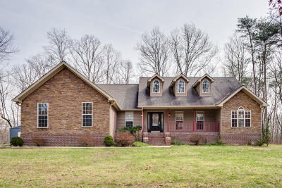 Rising Fawn Single Family Home Contingent: 166 Bear Claw Ln