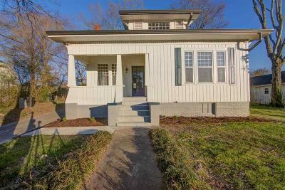 Cleveland Single Family Home For Sale: 1040 NW Highland Ave