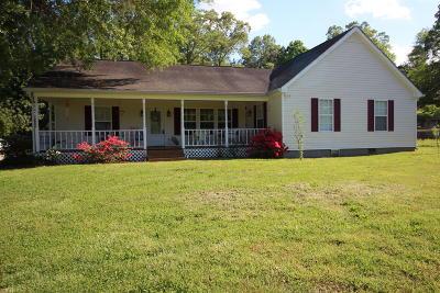 Chickamauga Single Family Home For Sale: 52 Taylor Dr