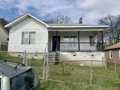 Chattanooga Single Family Home For Sale: 27 Lawn #118