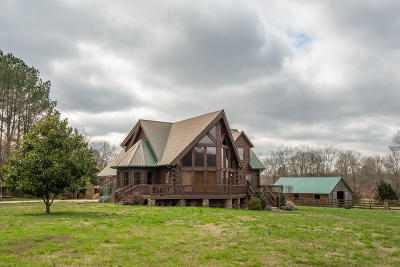 Ringgold Single Family Home Contingent: 12598 Alabama Hwy