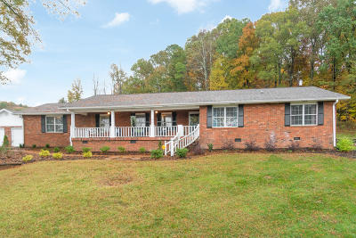 Ringgold Single Family Home For Sale: 70 Gentry Rd
