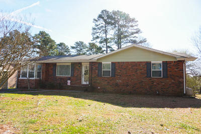 Chickamauga Single Family Home For Sale: 244 Stokely Dr