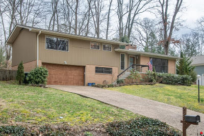 Signal Mountain Single Family Home Contingent: 938 Whippoorwill Dr