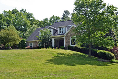 Chattanooga Single Family Home For Sale: 4402 Mountain Creek Rd