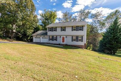 Ringgold Single Family Home For Sale: 584 Woodgate Rd