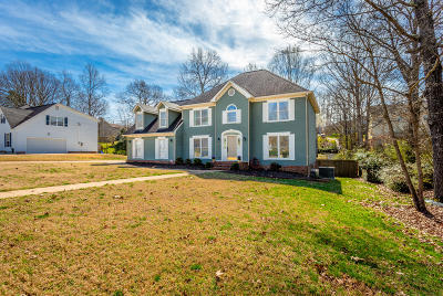Chattanooga Single Family Home Contingent: 9022 Jenny Lynn Dr