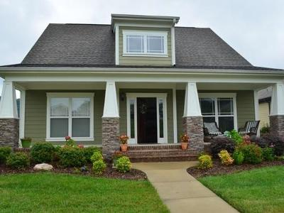 Ooltewah Single Family Home For Sale: 4136 Birdseye