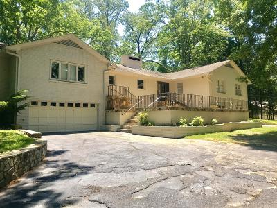Signal Mountain Single Family Home For Sale: 341 N Palisades Dr