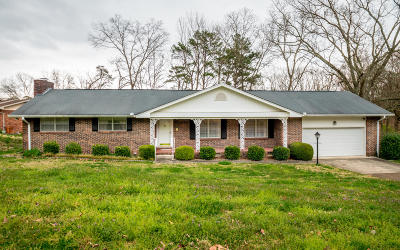 Chattanooga Single Family Home For Sale: 510 Paragon Dr