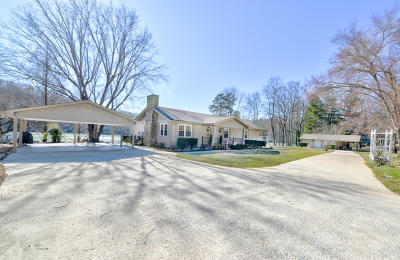 Dayton Single Family Home For Sale: 696 Bluff Rd