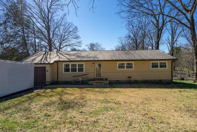 Signal Mountain Single Family Home Contingent: 900 Kentucky Ave