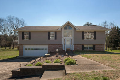 Hixson Single Family Home Contingent: 8616 Brookshadow Dr