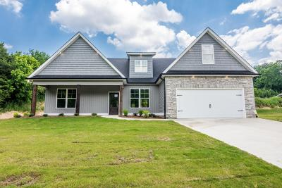 Ringgold Single Family Home For Sale: 1113 Baggett Rd