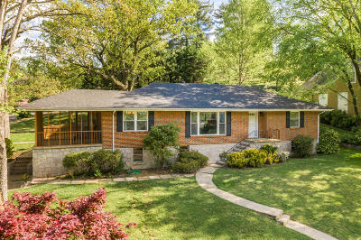 Chattanooga Single Family Home For Sale: 1700 Auburndale Ave