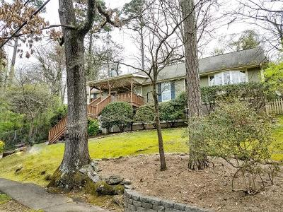 Chattanooga Single Family Home For Sale: 1606 Knickerbocker Ave