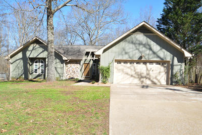 Ooltewah Single Family Home Contingent: 7013 Flagstone Dr