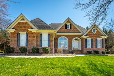 Hixson Single Family Home Contingent: 1993 Turnberry Cir