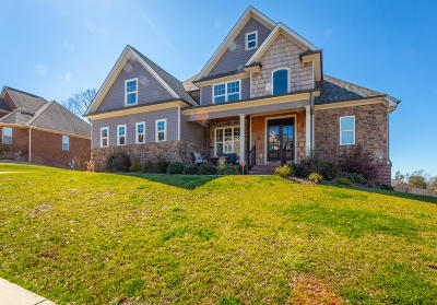 Ooltewah Single Family Home For Sale: 8839 Springhouse Ct
