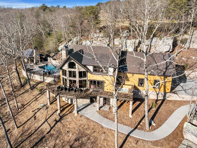 Rising Fawn Single Family Home For Sale: 920 Rushing Water Tr