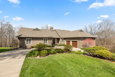 Single Family Home Contingent: 8226 Mill Race Dr