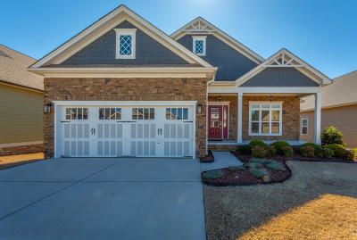 Ooltewah Single Family Home Contingent: 7916 Frostwood Ln