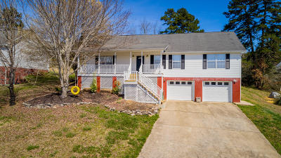 Hixson Single Family Home Contingent: 8511 Bay Run Dr