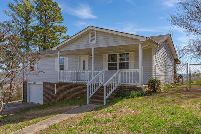 Ringgold Single Family Home Contingent: 34 Old World Dr