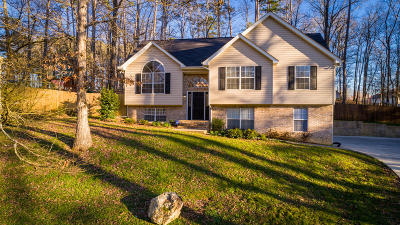 Ooltewah Single Family Home Contingent: 9328 Bill Reed Rd