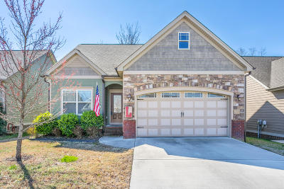 Ooltewah Single Family Home Contingent: 8660 Kennerly Ct