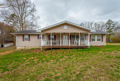 Ringgold Single Family Home Contingent: 1760 Davis Ridge Rd