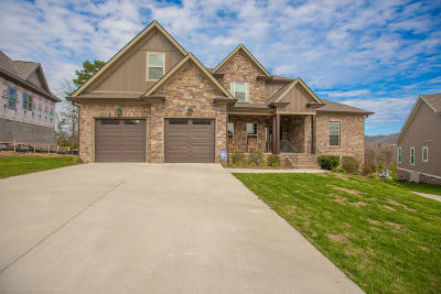 Ooltewah Single Family Home Contingent: 3158 Whistling Way