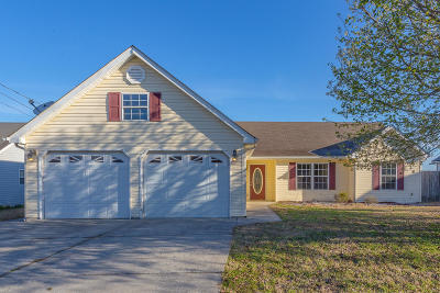 Fort Oglethorpe Single Family Home Contingent: 713 Colony Cir