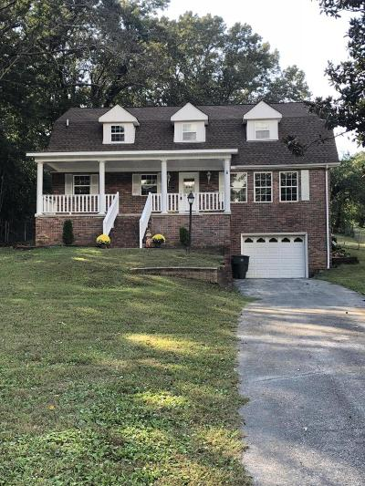 Hixson Single Family Home Contingent: 4439 Norcross Rd