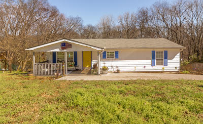 Hixson Single Family Home Contingent: 6340 Fairview Rd