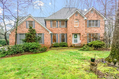 Hixson Single Family Home Contingent: 1900 Red Fox Ln