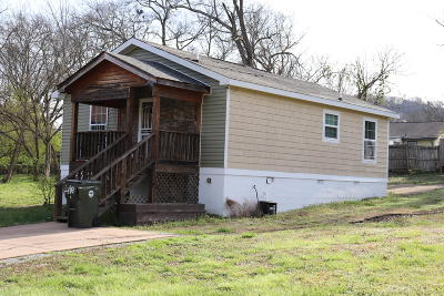 Chattanooga Single Family Home For Sale: 1720 Stanfiel St