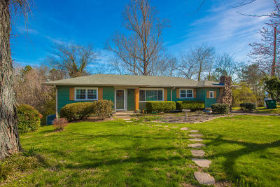 Chattanooga Single Family Home For Sale: 3605 Craig Rd