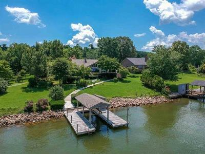 Rhea County Single Family Home Contingent: 164 Woodland Tr
