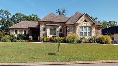 Chattanooga Single Family Home Contingent: 5961 Rainbow Springs Dr